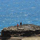 Makapuu Lookout by WeeZie