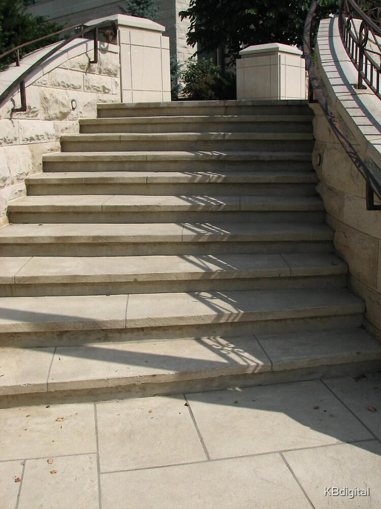 Stairs by KBdigital