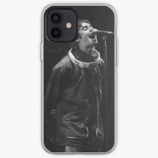 Liam Gallagher Print iPhone Soft Case