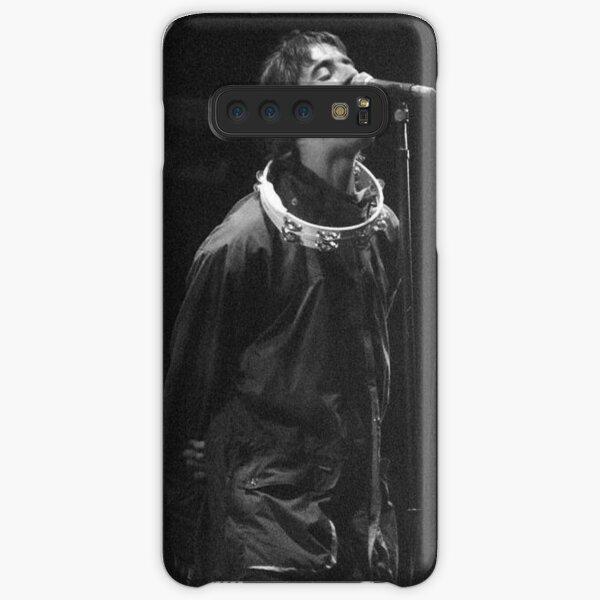 Liam Gallagher Print Samsung Galaxy Snap Case