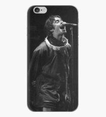 Liam Gallagher Print iPhone Case