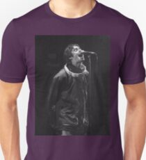 Liam Gallagher Print T-Shirt