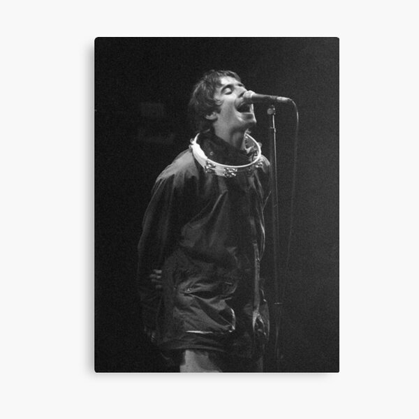 Liam Gallagher Print Canvas Print