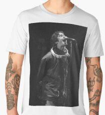 Liam Gallagher Print Men's Premium T-Shirt