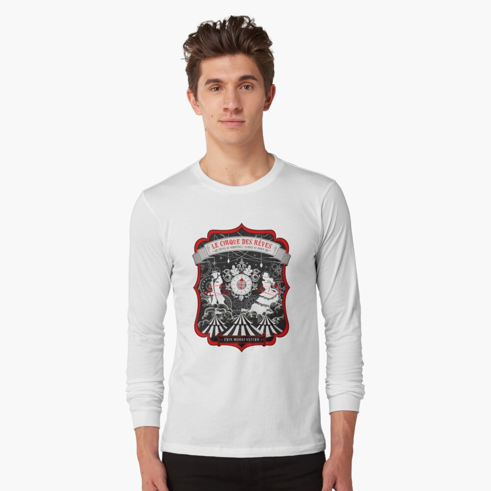 The Night Circus Long Sleeve T-Shirt