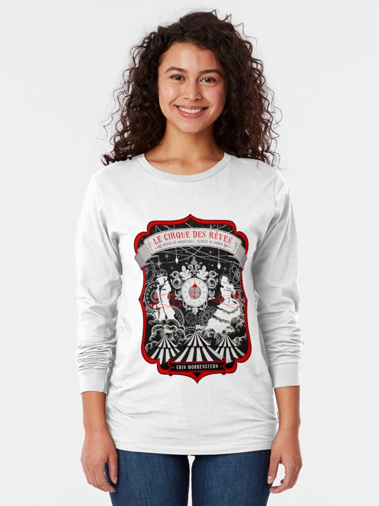 Alternate view of The Night Circus Long Sleeve T-Shirt