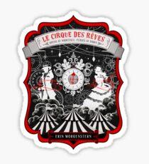 The Night Circus Sticker