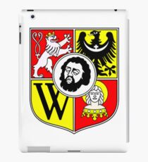 Wroclaw Coat Of Arms iPad Case/Skin