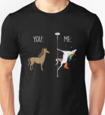 You and Me Unicorn Shirt T-Shirt