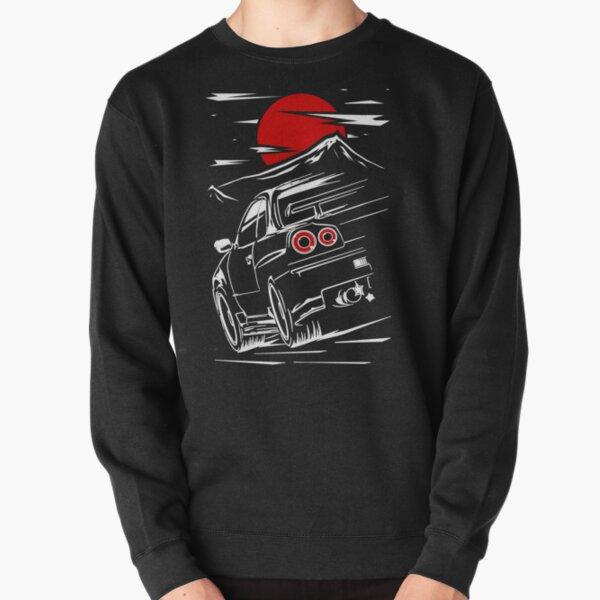 Nissan Skyline GTR 34 | Haruna Sweatshirt épais