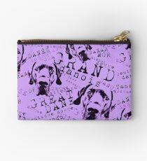 Great Dane Grand Danois Lilac Studio Pouch