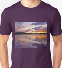 REFLECTION OF THE SKY Unisex T-Shirt
