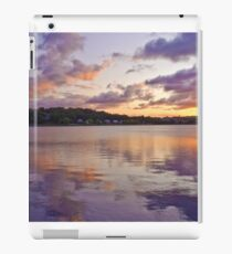 REFLECTION OF THE SKY iPad Case/Skin