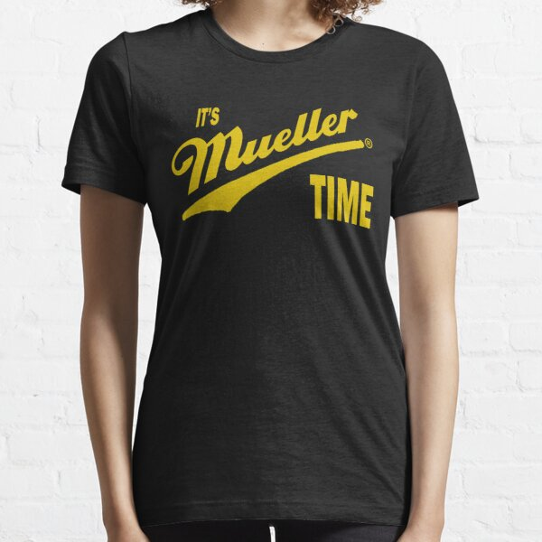 it's Mueller Time - GOLD Essential T-Shirt