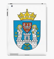 Poznan Coat Of Arms iPad Case/Skin