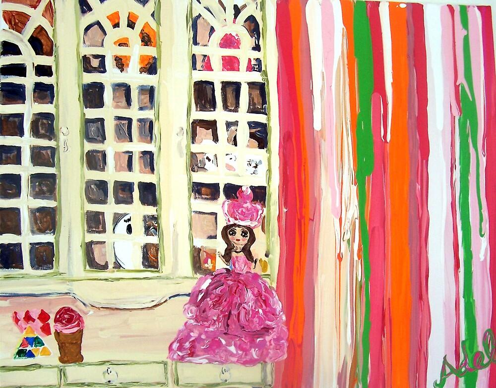 """Foregleam"" by Adela Camille Sutton"