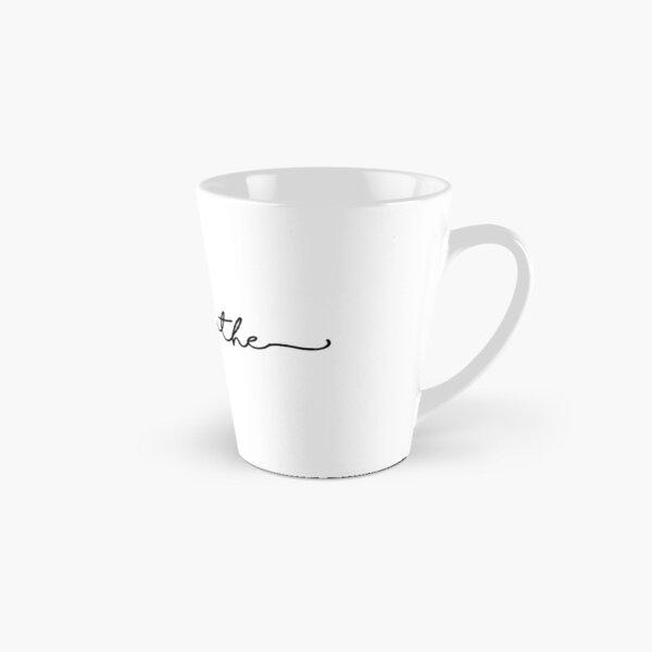 Just Breathe Tall Mug