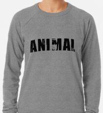 Tier Leichtes Sweatshirt
