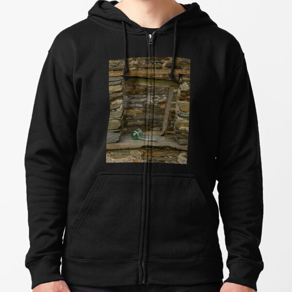 Power in the Ruin Zipped Hoodie