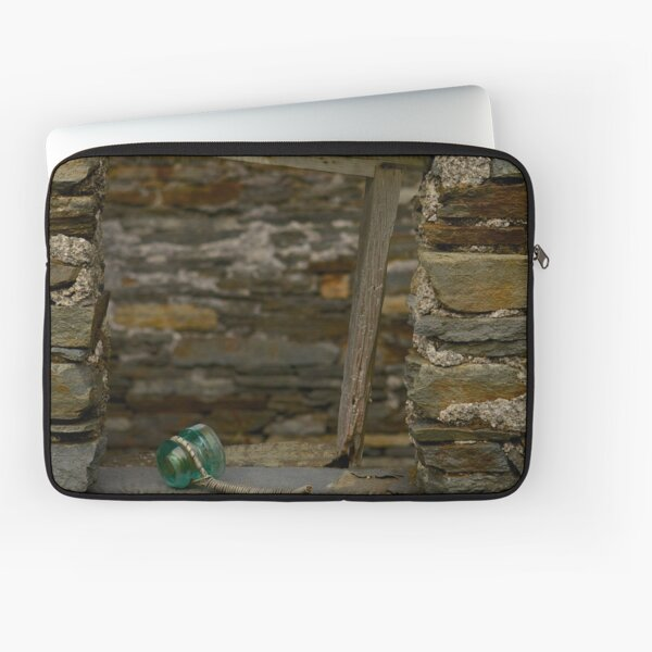 Power in the Ruin Laptop Sleeve