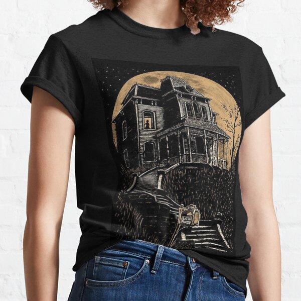 Casa Bates Motel Camiseta clásica