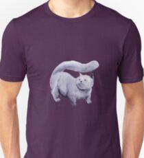 Be cute - watercolor cat Unisex T-Shirt