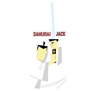 Samurai Jack - GOTTA GET BACK by ZakiTaquito3