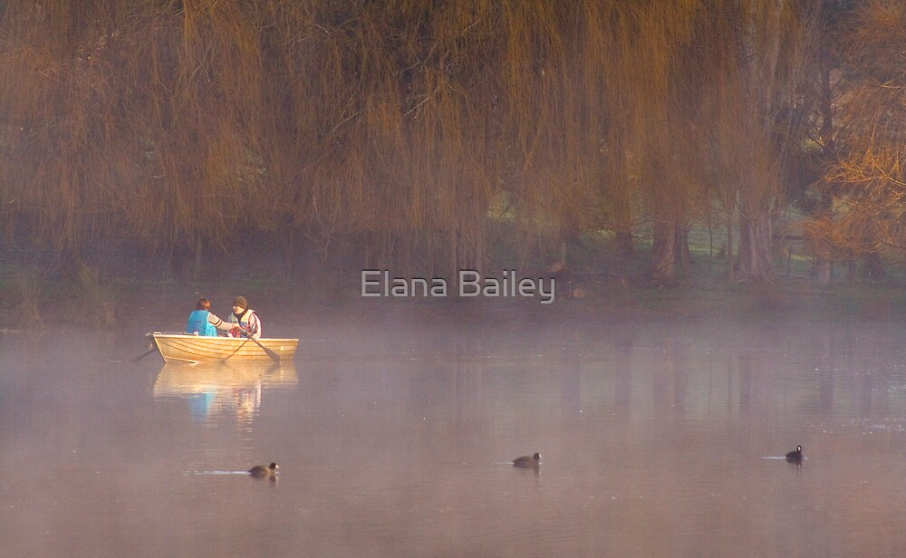 1, 2, 3 - Adelaide Hills by Elana Bailey