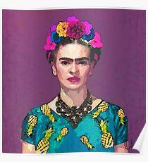 Trendy Frida Kahlo Poster