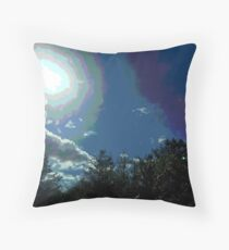 Sunny Skies Throw Pillow