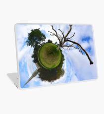 Dead Elm Tree in Brooke Park, Derry Laptop Skin
