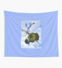 Dead Elm Tree in Brooke Park, Derry Wall Tapestry