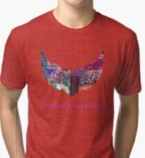 Tracy Porter / Poetic Wanderlust: Perfectly Imperfect Tri-blend T-Shirt