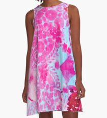 Tracy Porter / Poetic Wanderlust: Be You, Not Them (print) A-Line Dress