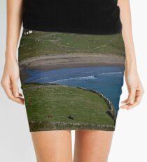 Traloar Beach, Muckross Head, Donegal Mini Skirt