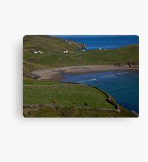 Traloar Beach, Muckross Head, Donegal Canvas Print