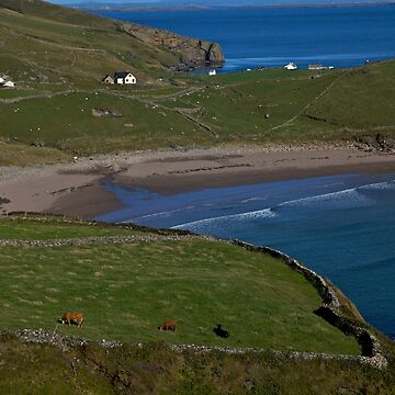 Traloar Beach, Muckross Head, Donegal by VeryIreland