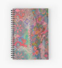 Tracy Porter / Poetic Wanderlust: Courtship Spiral Notebook