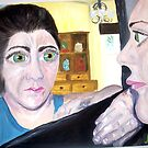 """Broken Reflection"" by Adela Camille Sutton"