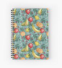 Favorite Fruits Spiral Notebook