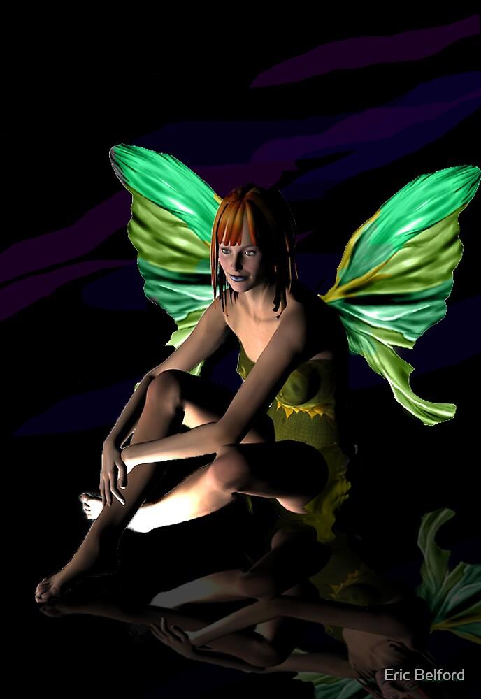 Green Fairie by Eric Belford