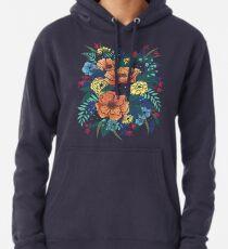 Wilde Blumen Hoodie