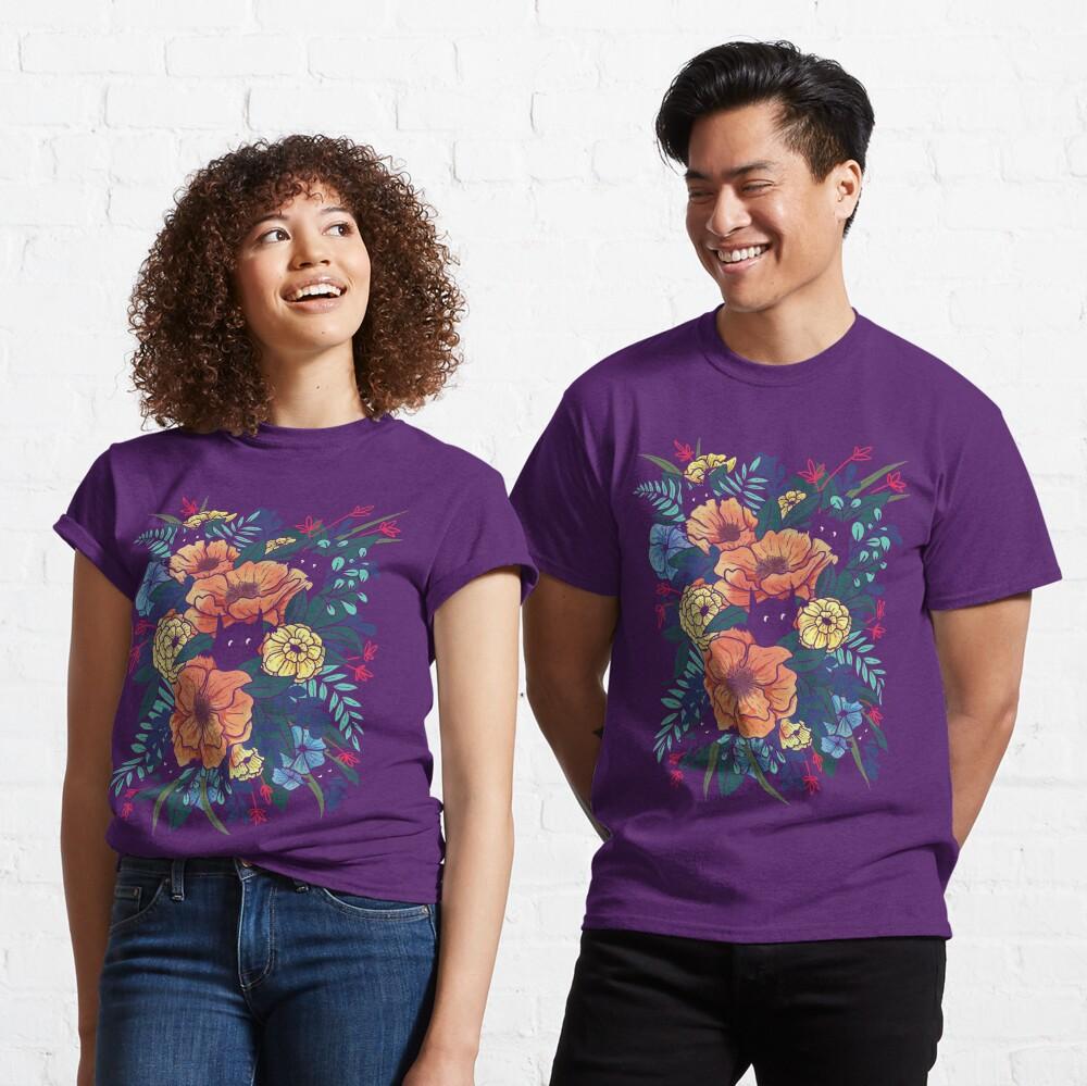 Wild Flowers Classic T-Shirt