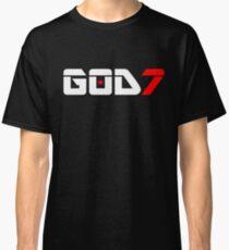 ♫♥I Love GOD7-KPop Forever♥♪ Classic T-Shirt