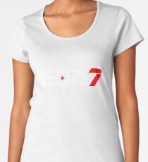 ♫♥I Love GOD7-KPop Forever♥♪ Women's Premium T-Shirt