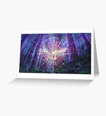 Night Vision Greeting Card