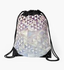 Tracy Porter / Poetic Wanderlust: It's On!  (print) Drawstring Bag