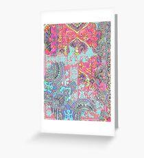 Tracy Porter / Poetic Wanderlust: La Vie Est Belle (print) Greeting Card