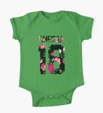 Chessa - Colorful Flowers Kids Clothes