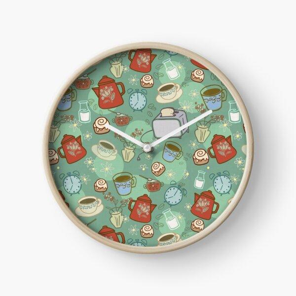 Grandma's Kitchen Clock